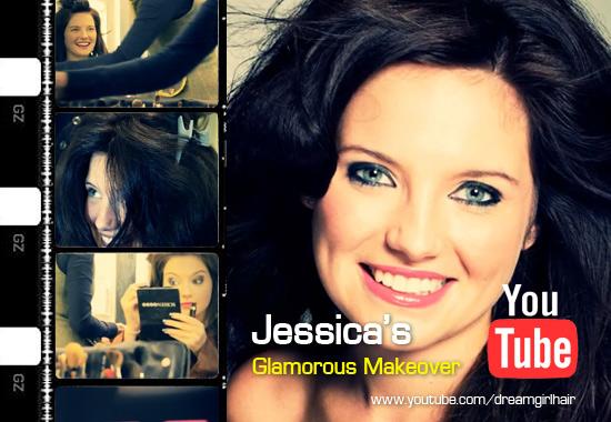 Jessica's Glamorous Makeover