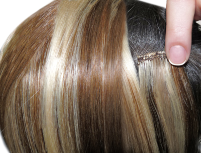 Dream girl hair extensions step 2 pmusecretfo Images